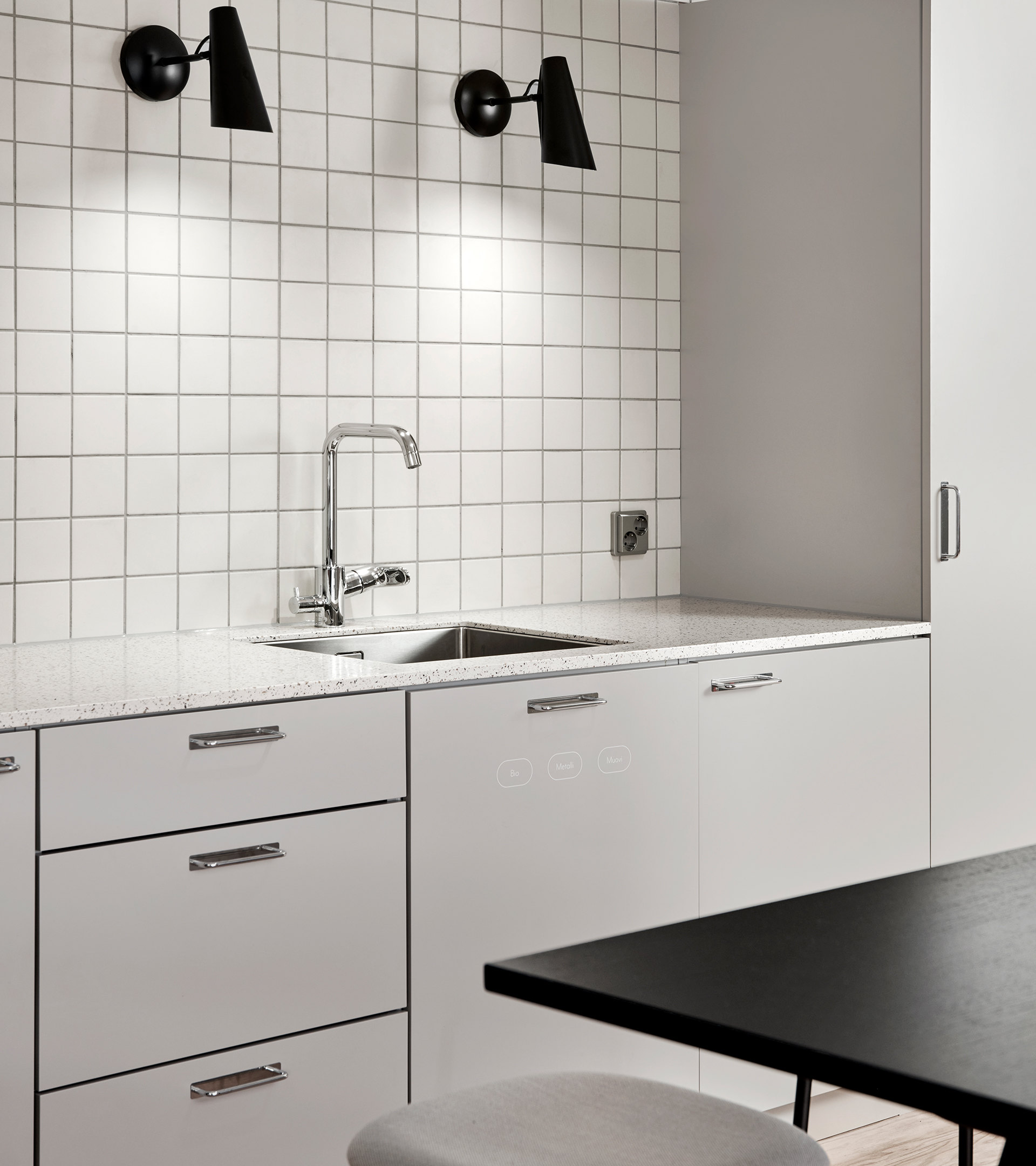 Orion, office, industrial, kitchen, details, Kohina